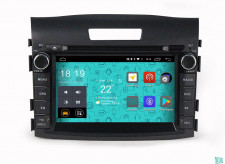 Штатная магнитола Parafar 4G/LTE для Honda Civic CR-V 4 c DVD на Android 7.1.1 (PF983D)