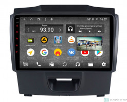 Штатная магнитола Parafar для Chevrolet Trailblazer на Android 8.1.0 (PF957KHD)