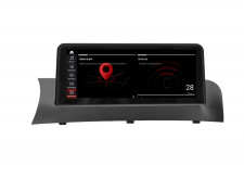 Штатная магнитола Parafar для BMW X3 / X4 кузов F25 / F26 (2011-2013) (With iDrive Joystick) на Android 10.0 (PF6243i)