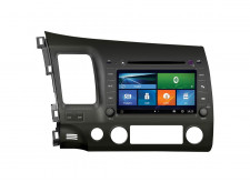 Штатная магнитола FarCar s90 для Honda Civic на Windows (k044)