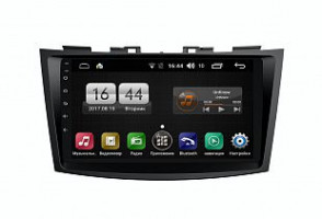 Штатная магнитола FarCar s195 для Suzuki Swift 2011+ на Android (LX179R)